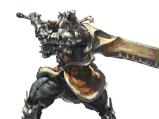 モンハン4g 大剣 装備 G級 最強